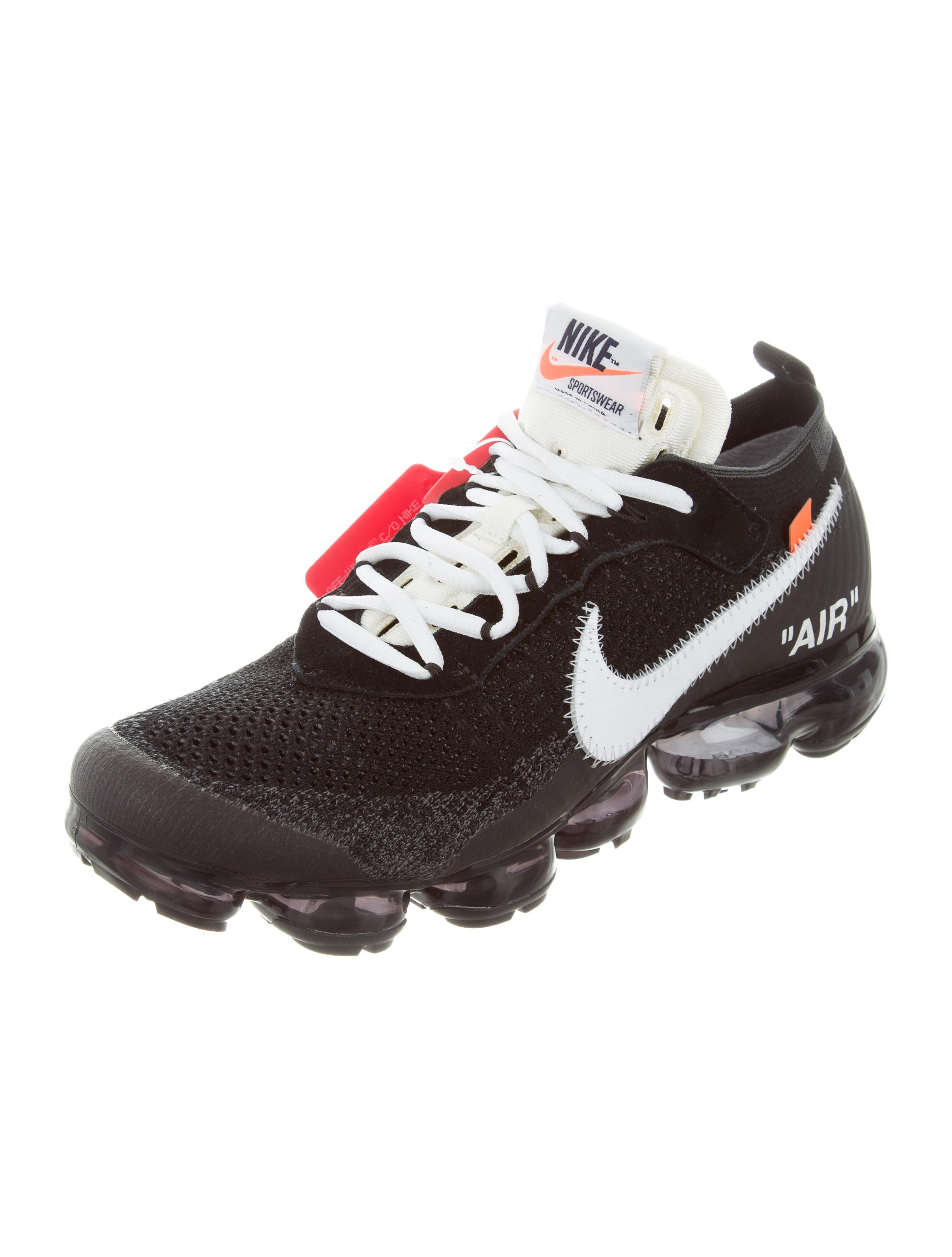 2017 Off-White x Nike Air Vapormax Sneakers w/ Tags