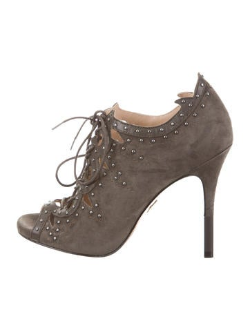 Pour La Victoire Vara Studded Booties w/ Tags cheap best place discount best store to get cheap sale best sale outlet with mastercard rA7uadJ