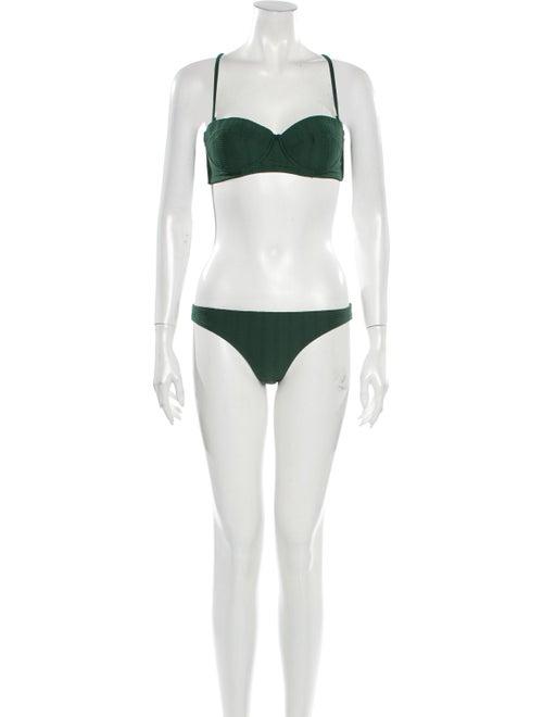 Prism Bikini Green