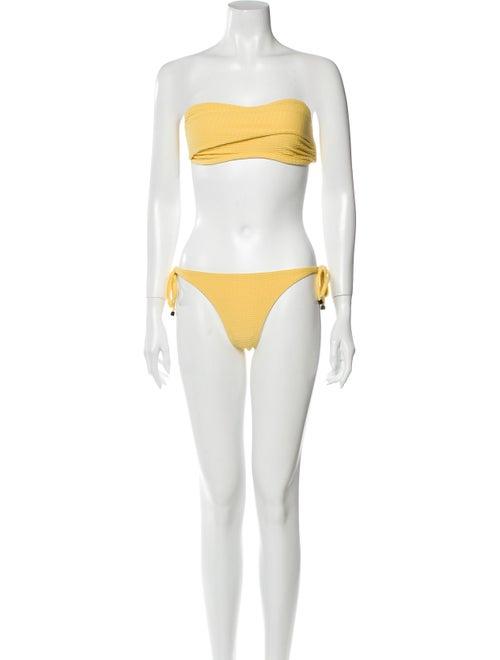 Prism Bikini Yellow