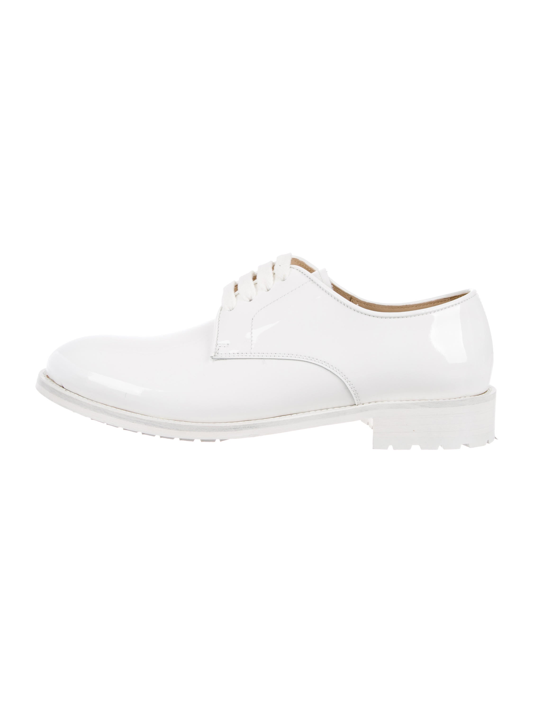 sale pre order Paul Andrew x Carolina Herrera Patent Leather Lace-Up Oxfords cheap sale sast quality from china wholesale extremely cheap price clearance wide range of Ktkx49FU3X