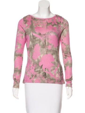 Pashma Cashmere & Silk-Blend Sweater None