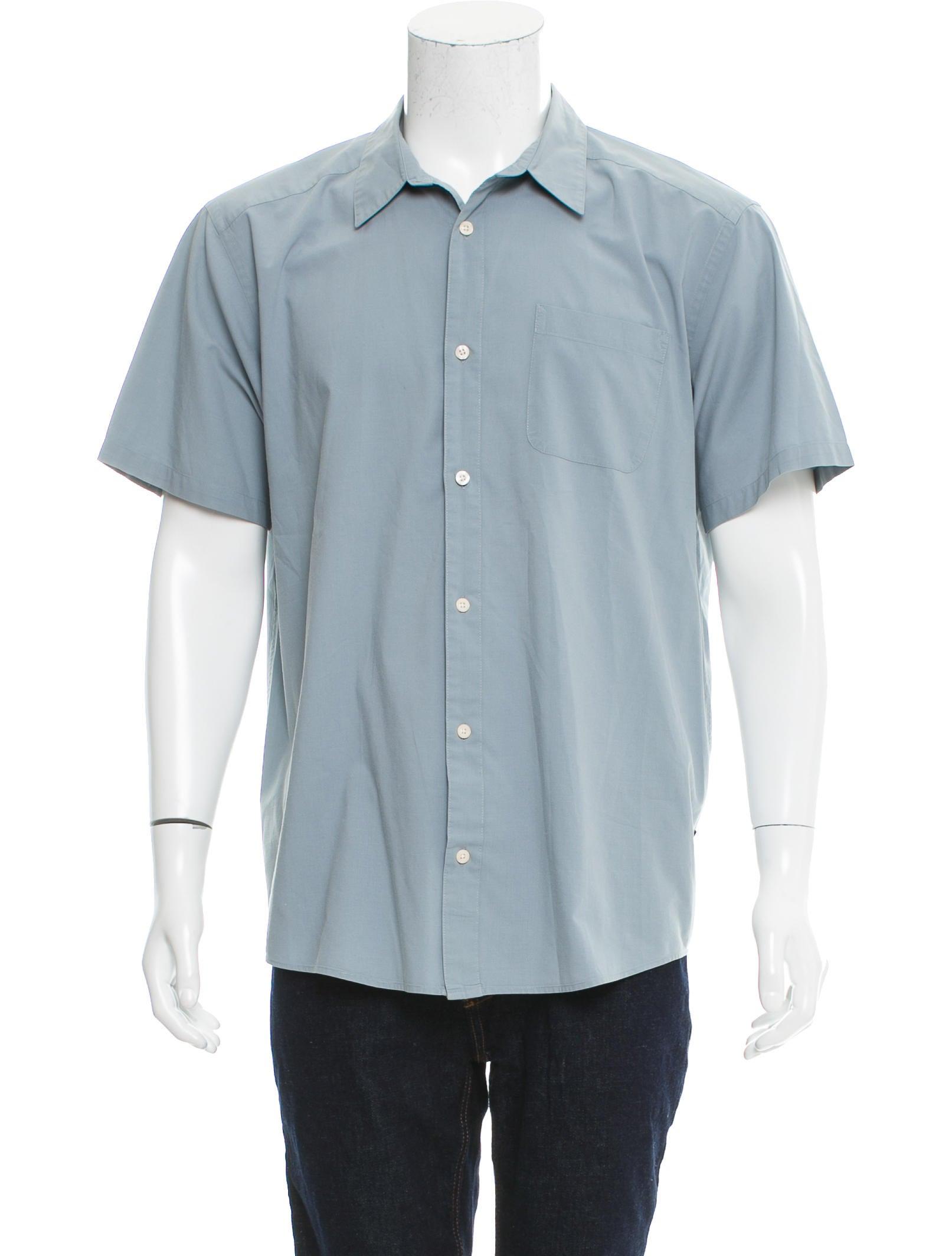 Patagonia Short Sleeve Button Up Shirt Clothing