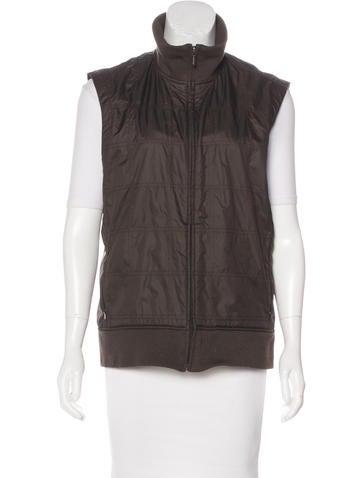 Patagonia Lightweight Zip-Up Vest None