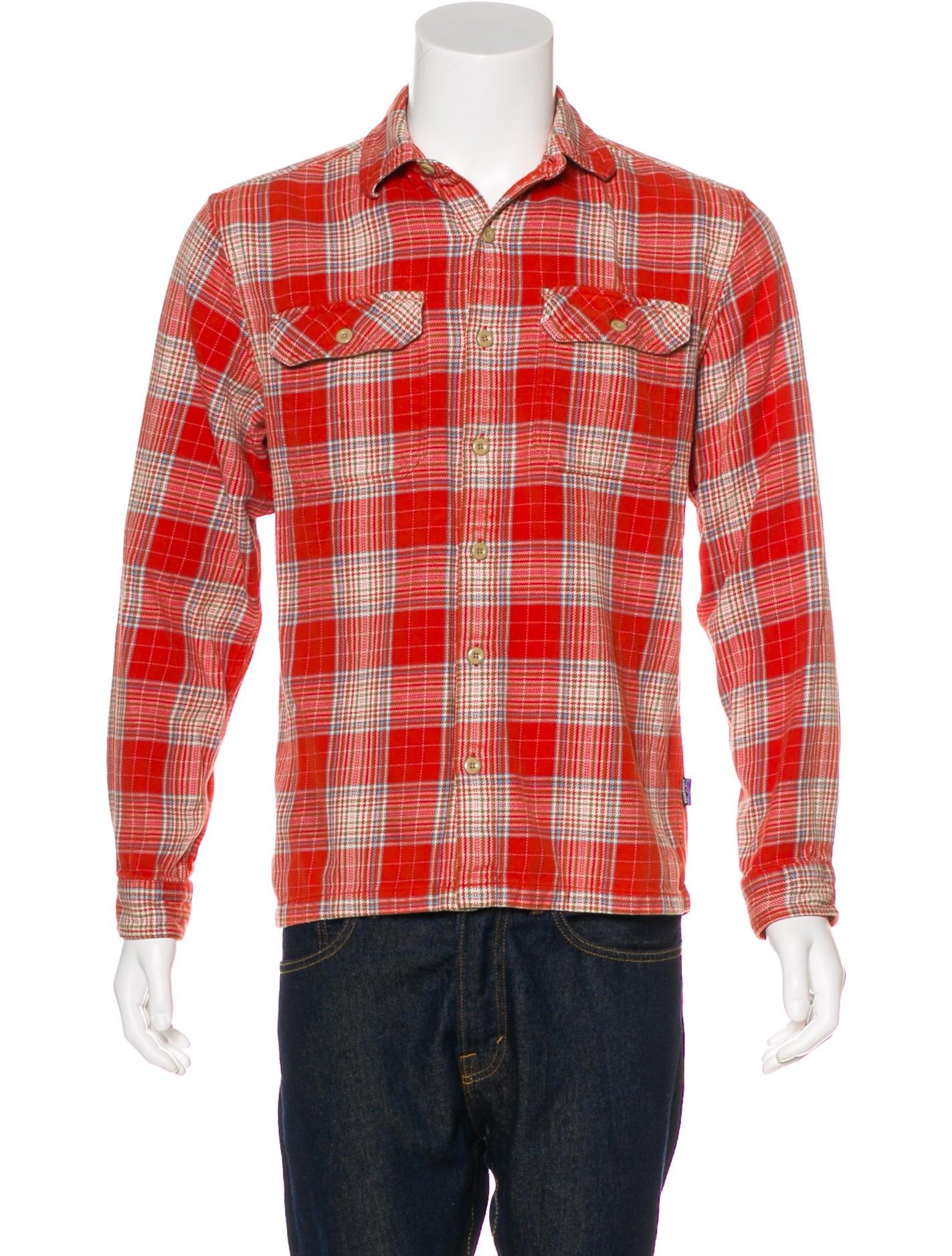 Patagonia plaid flannel shirt clothing wpatg20909 for Plaid shirt jacket mens
