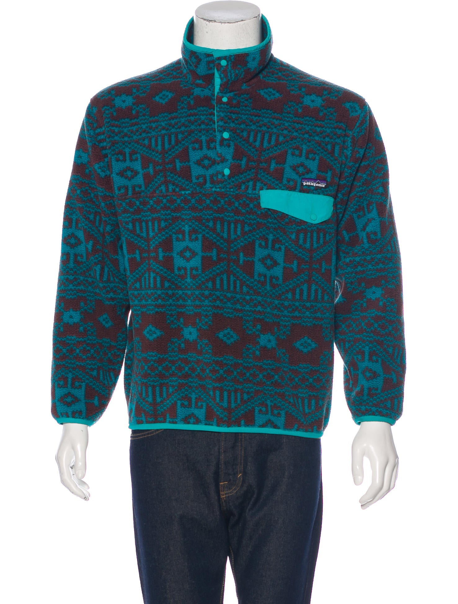 Patterned Patagonia Fleece Best Design