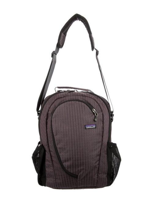 Patagonia Nylon Messenger Bag Purple