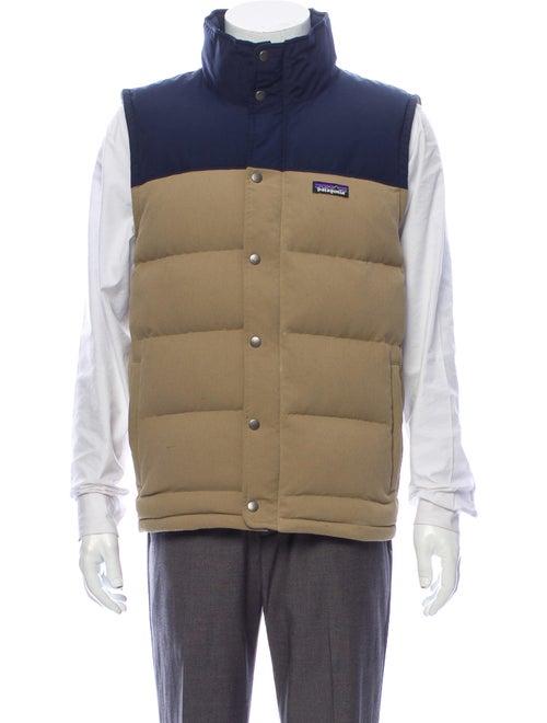 Patagonia Colorblock Pattern Vest