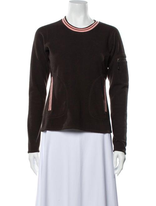 Patagonia Scoop Neck Sweater Brown