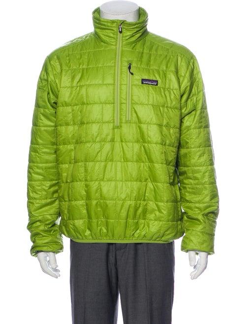 Patagonia Puffer Coat Green