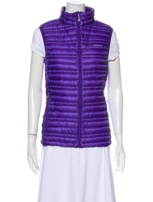 Patagonia Down Jacket Purple