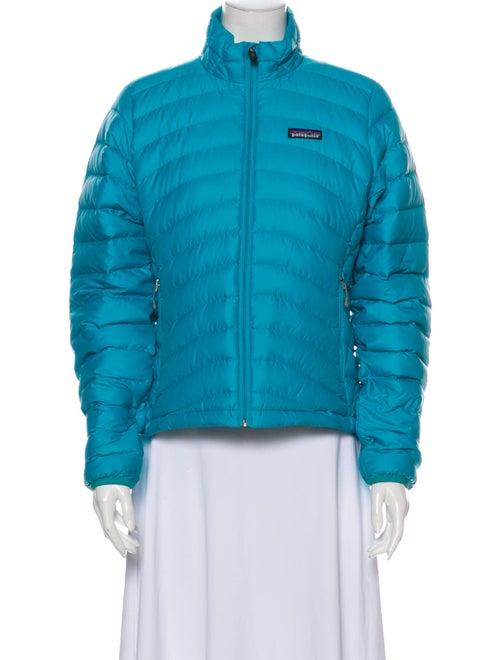 Patagonia Down Jacket Blue