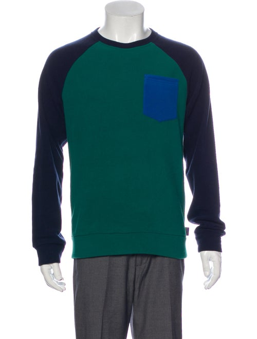 Patagonia Crew Neck Sweater Green