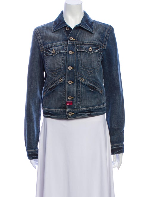 Plein Sud Denim Jacket Denim