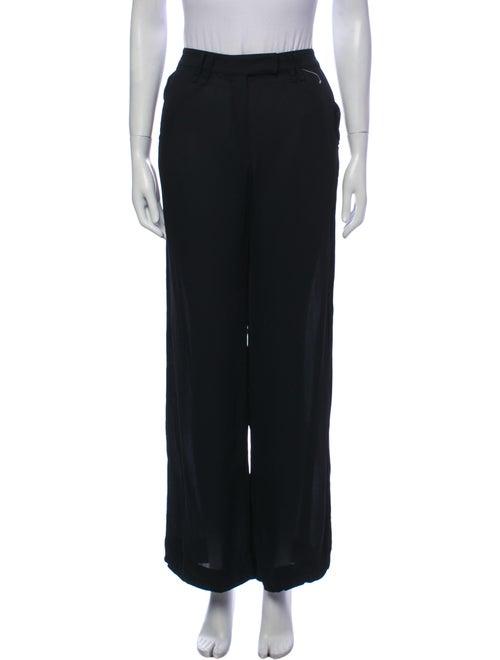 Plein Sud Wide Leg Pants Black - image 1