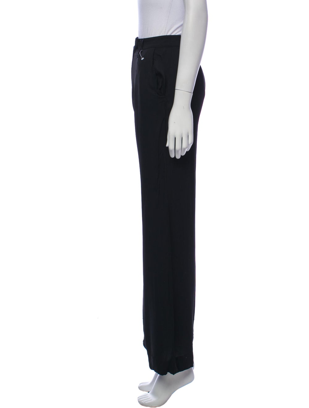 Plein Sud Wide Leg Pants Black - image 2