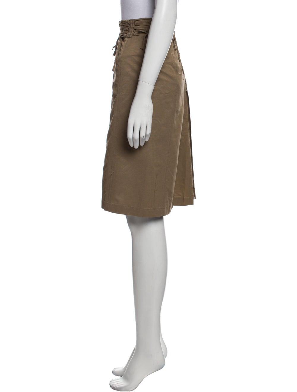 Plein Sud Knee-Length Skirt - image 2