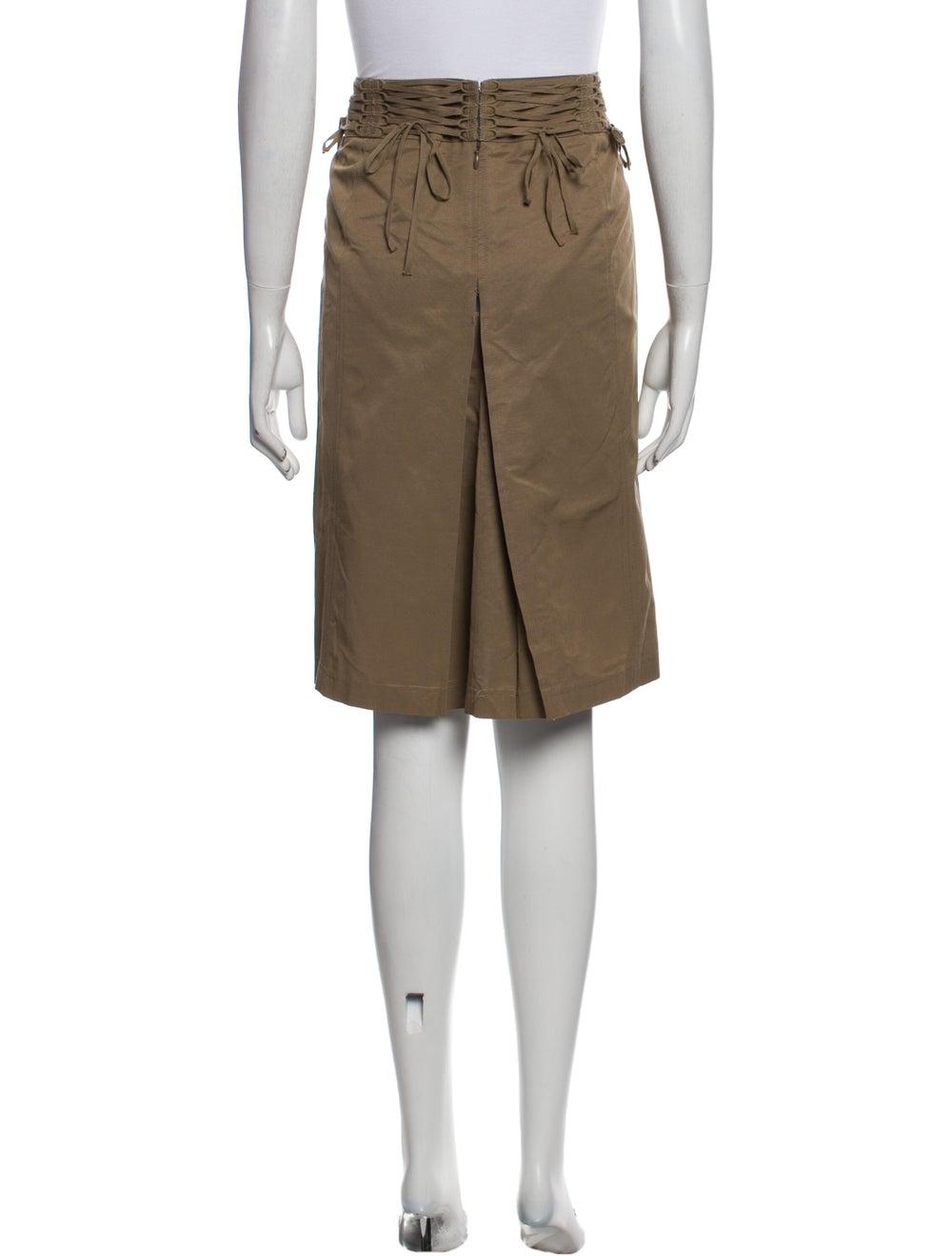 Plein Sud Knee-Length Skirt - image 3