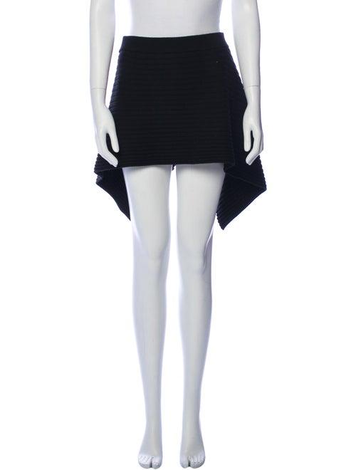 Plein Sud Virgin Wool Knee-Length Skirt Wool - image 1