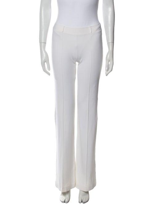 Plein Sud Wide Leg Pants White