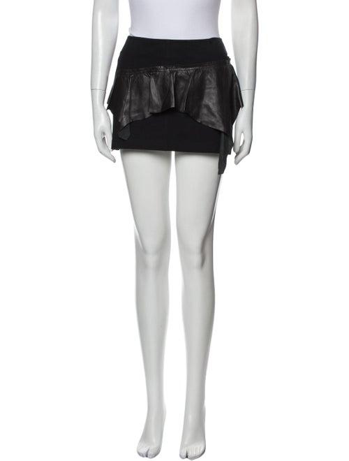 Plein Sud Knee-Length Skirt Black