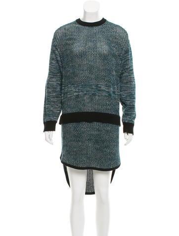 Public School Midi Sweater Dress w/ Tags None