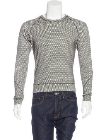 Public School Honeycomb Terry Cloth Sweatshirt w/ Tags None