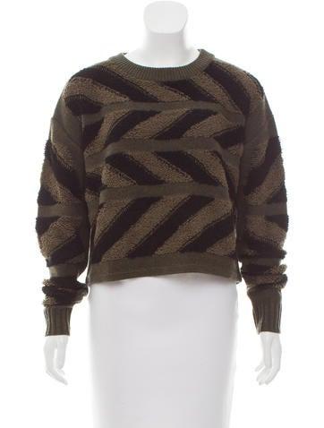 Public School Textured Knit Sweater None