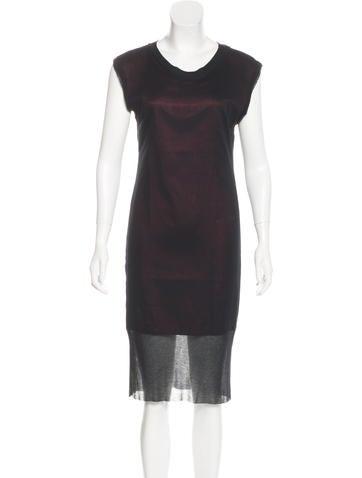 Public School Rib Knit Midi Dress w/ Tags None
