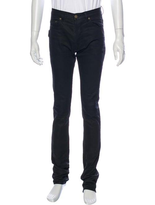Public School Skinny Jeans Black