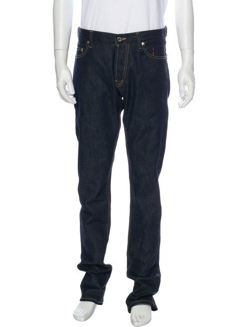 Public School Skinny Jeans Blue