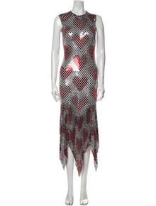 Paco Rabanne 2020 Long Dress w/ Tags