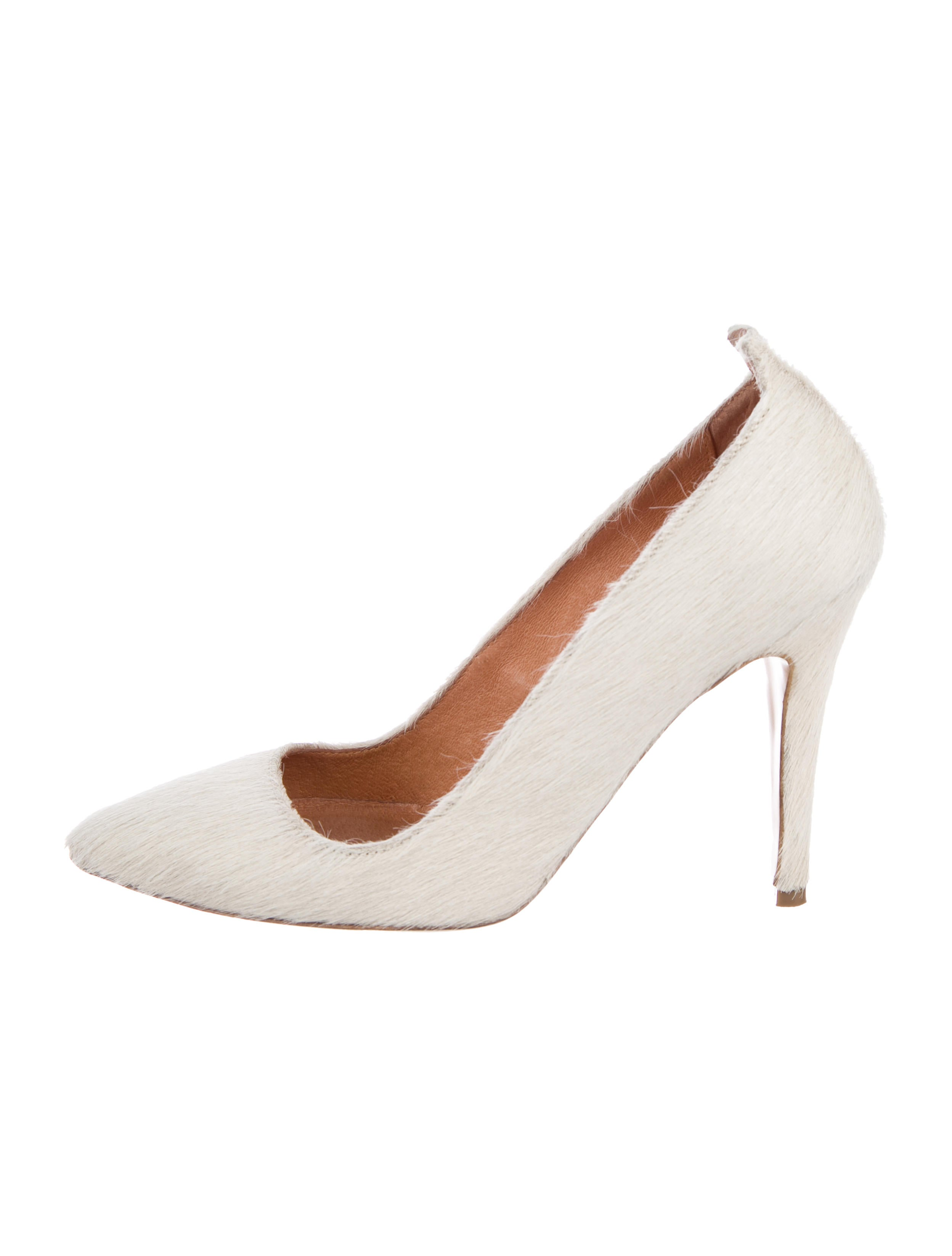 new cheap online Les Prairies de Paris Ponyhair Pointed-Toe Pumps buy cheap sneakernews low price fee shipping cheap online clearance outlet buy cheap best seller yzxGqie