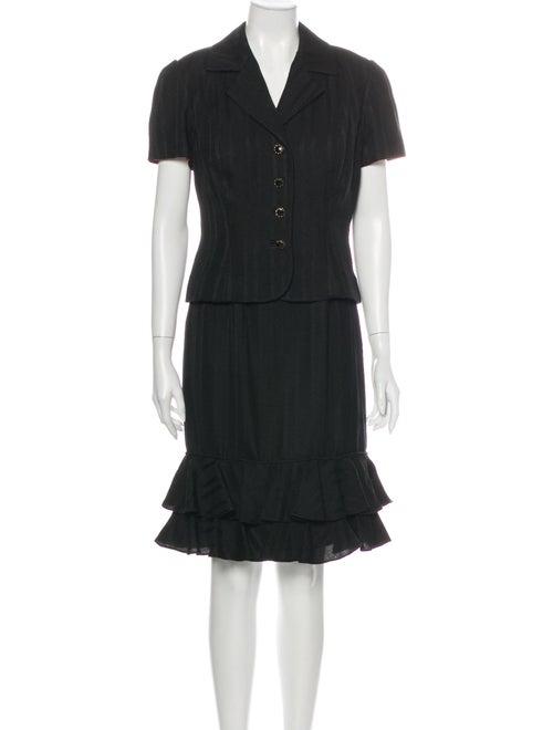 Peggy Jennings Dress Set Black