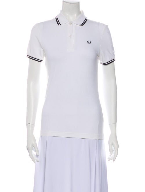 Fred Perry Short Sleeve Polo White