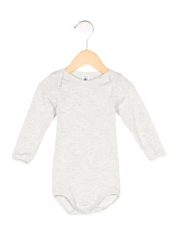 Petit Bateau Boys' Long Sleeve All-In-One None