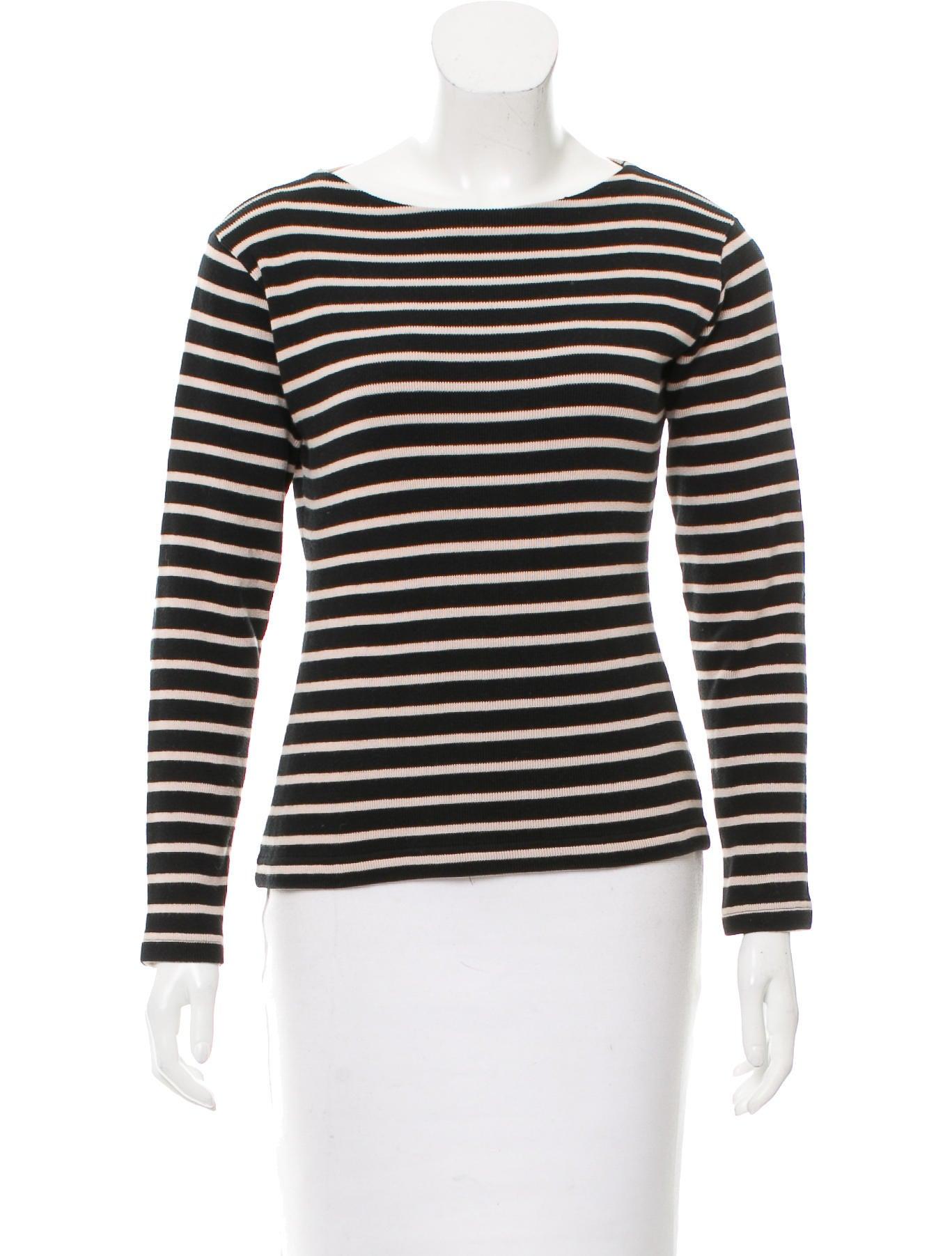 Petit bateau striped long sleeve top clothing for Petit bateau striped shirt