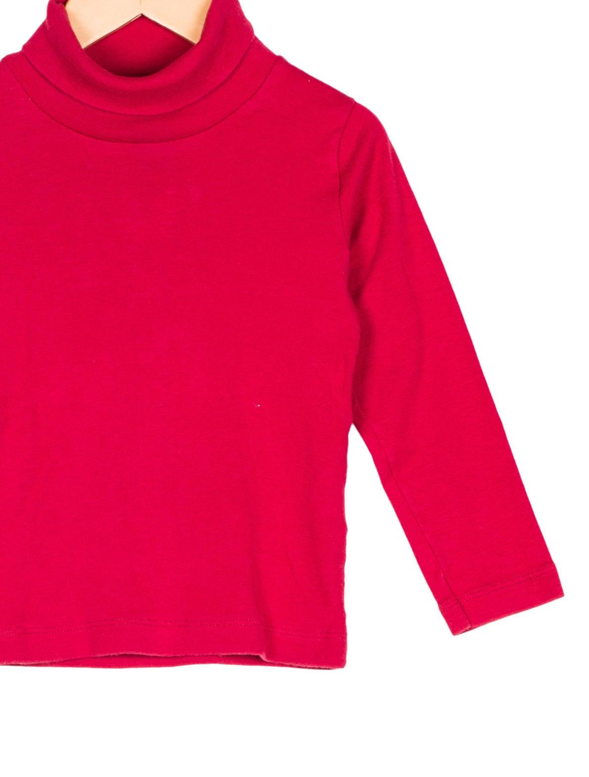 Petit Bateau Boys 39 Long Sleeve Turtleneck Shirt Boys