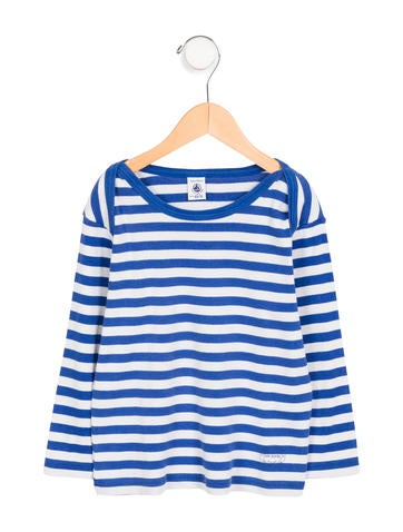 Petit bateau boys 39 striped knit shirt boys wpeti20906 for Petit bateau striped shirt