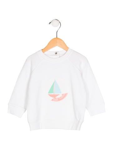 Petit Bateau Boys' Printed Knit Sweater None