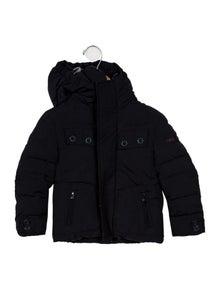Peuterey Boys' Hooded Down Coat