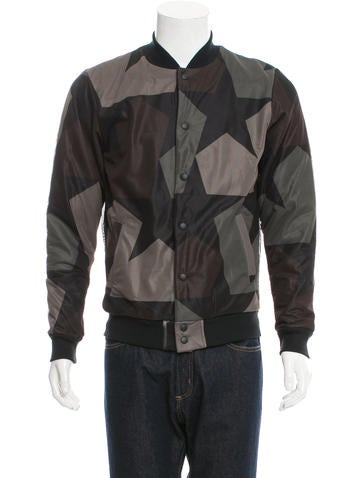 Ports 1961 x Everlast Star Bomber Jacket w/ Tags None