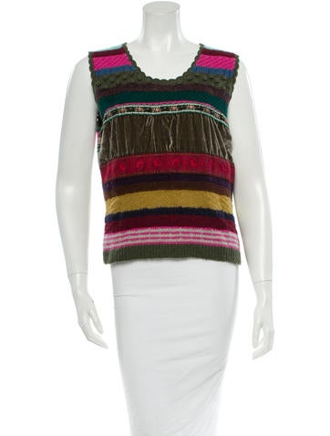 Philosophy di Alberta Ferretti Wool Top None