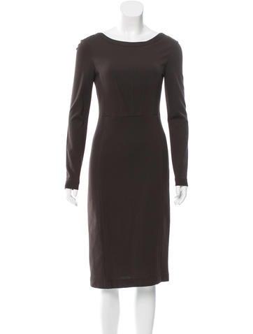 Bodycon Midi Dress w/ Tags