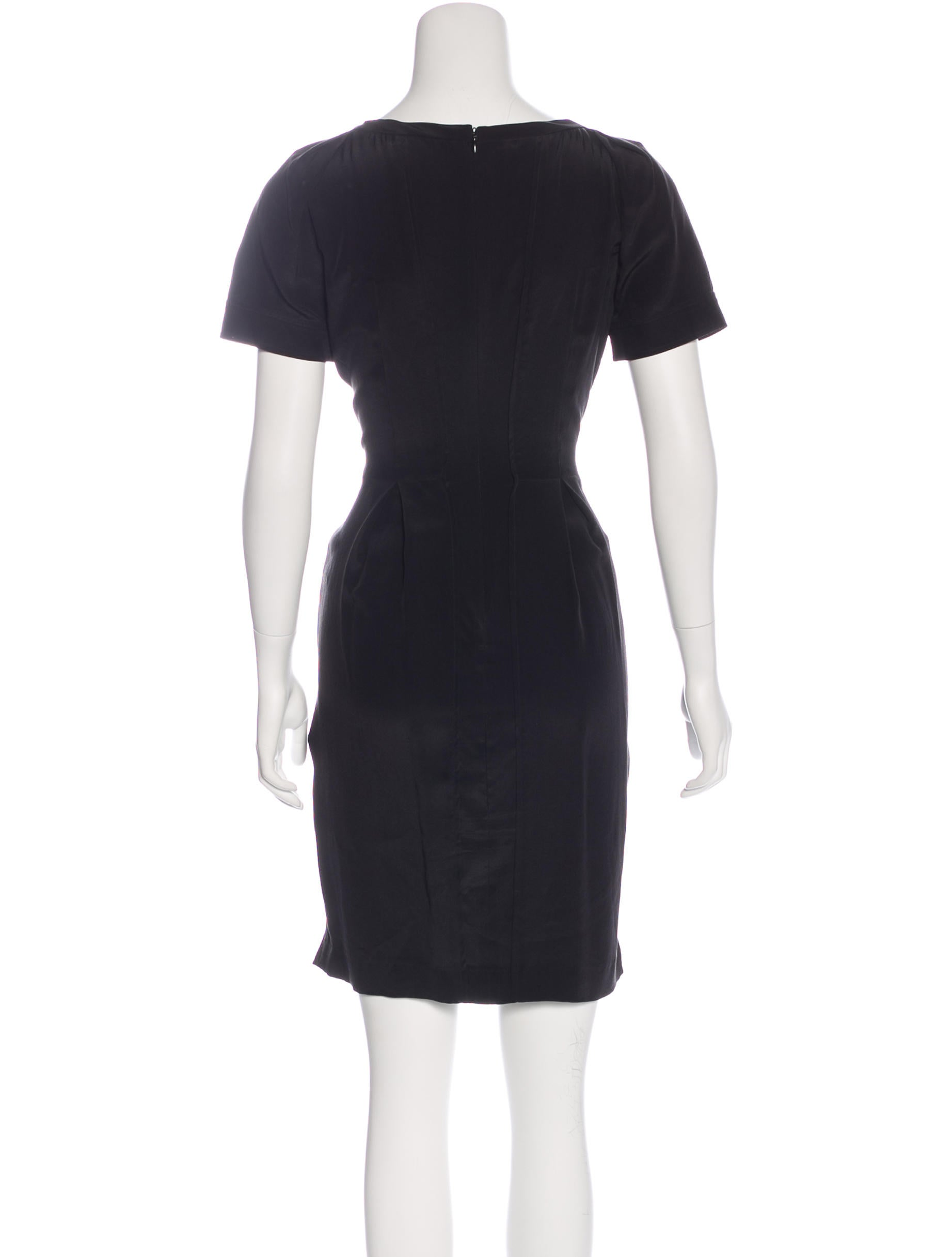 philosophy di alberta ferretti kneelength shift dress