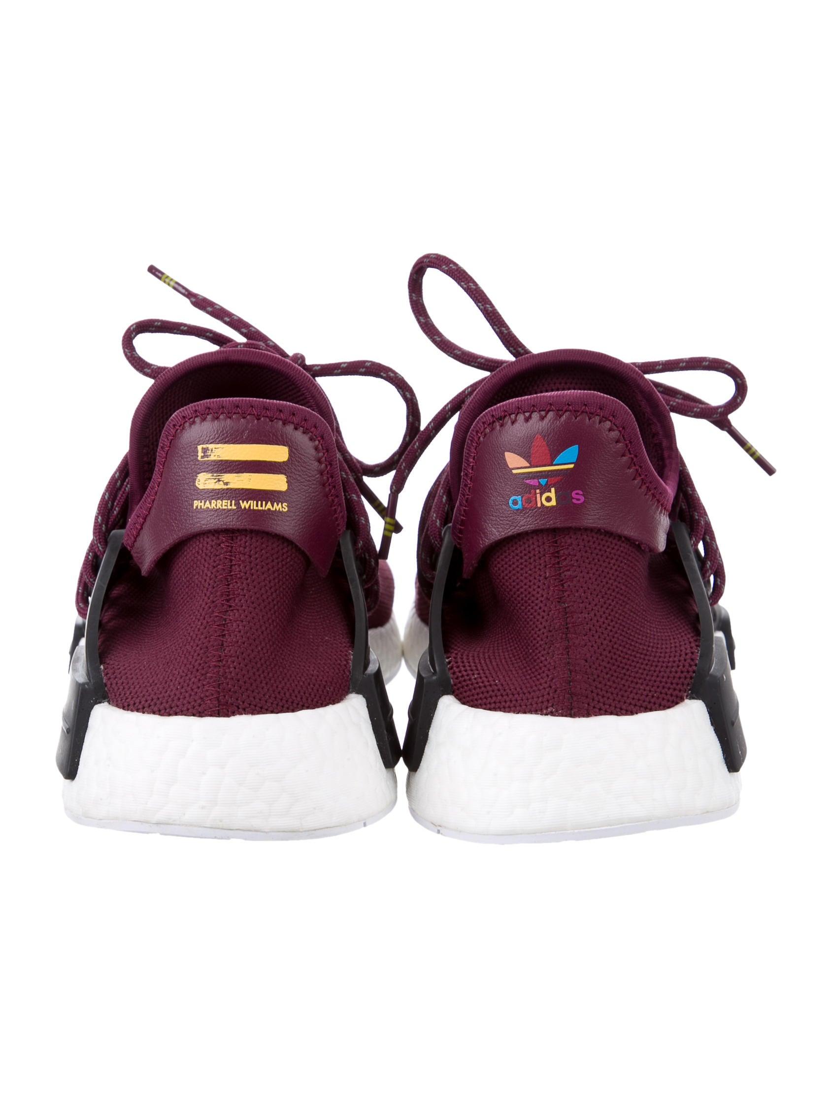 Sneaker News: Pharrell x adidas NMD 'Human Race New Red