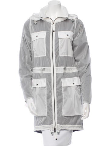 White Lightweight Jacket w/ Tags
