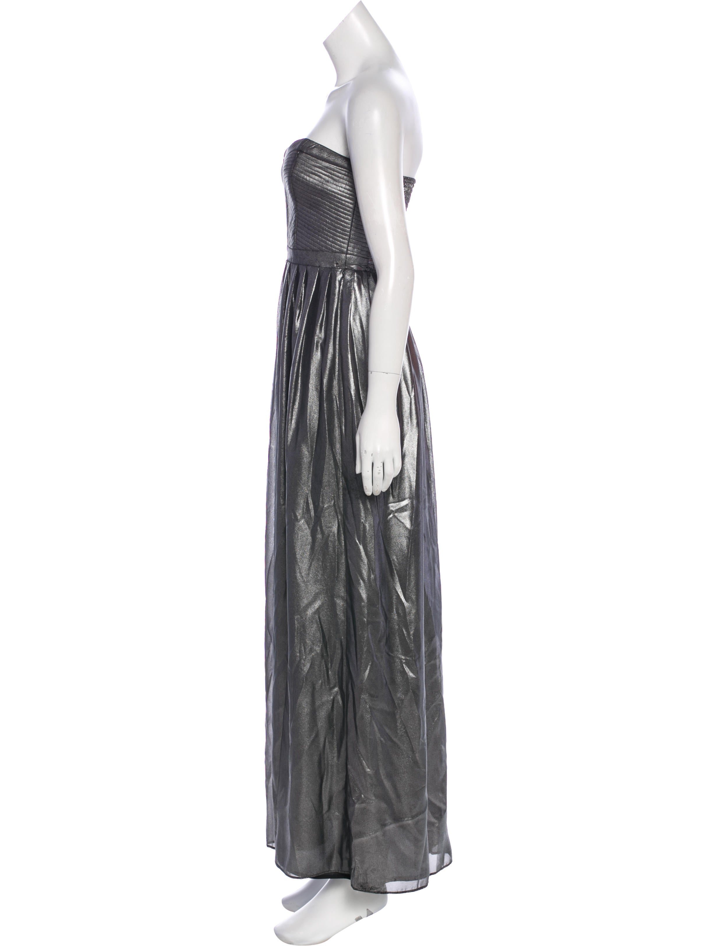 Parker Strapless Evening Dress - Clothing - WPK25520 | The RealReal
