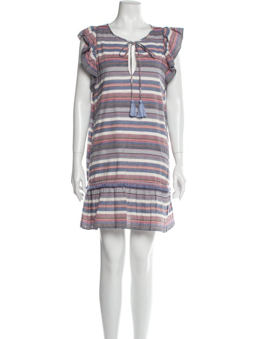 Parker Striped Mini Dress