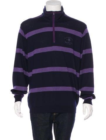 Paul & Shark Pure New Wool Zip Sweater None